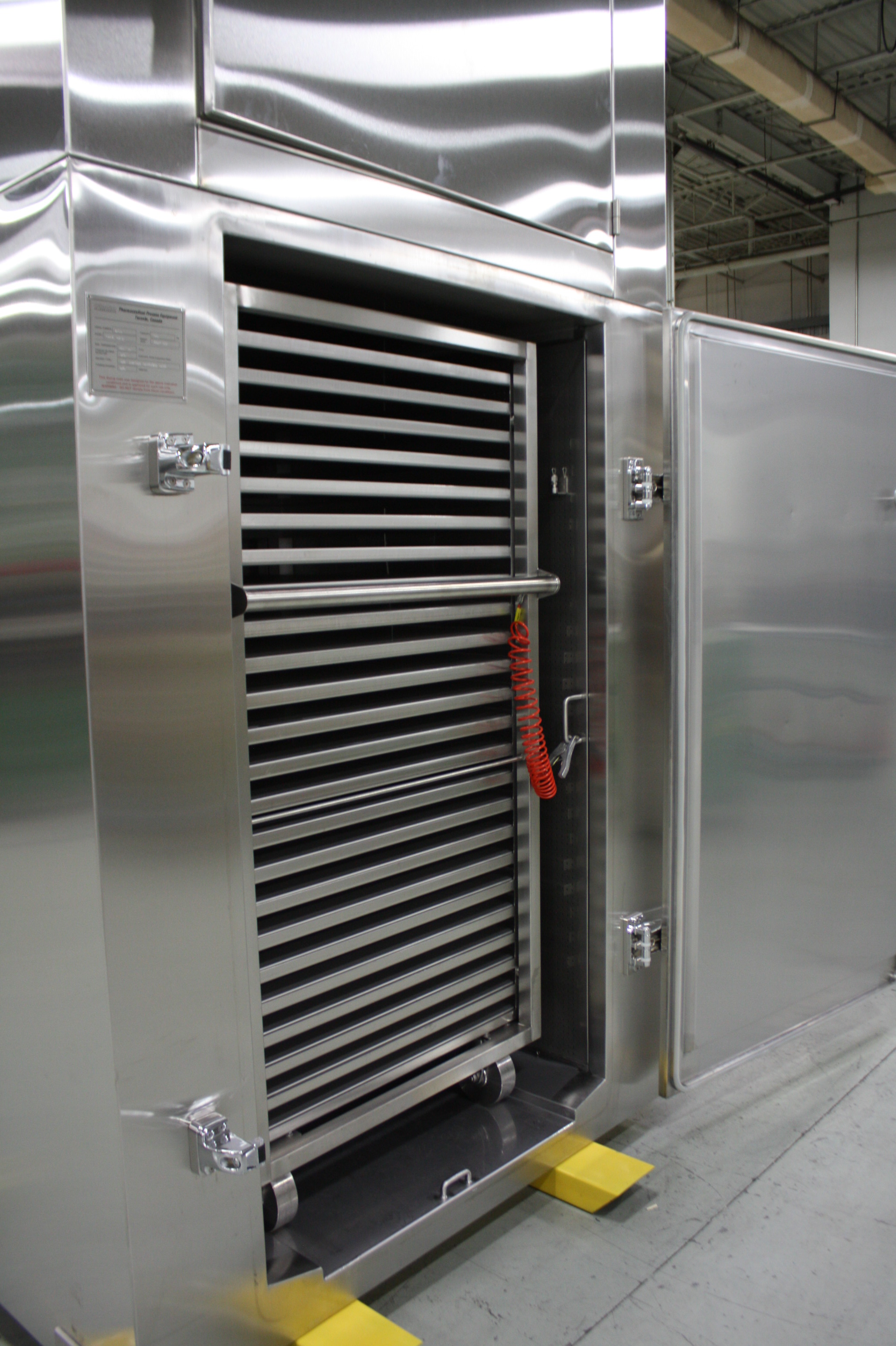 Tray Dry Oven (200 kg)