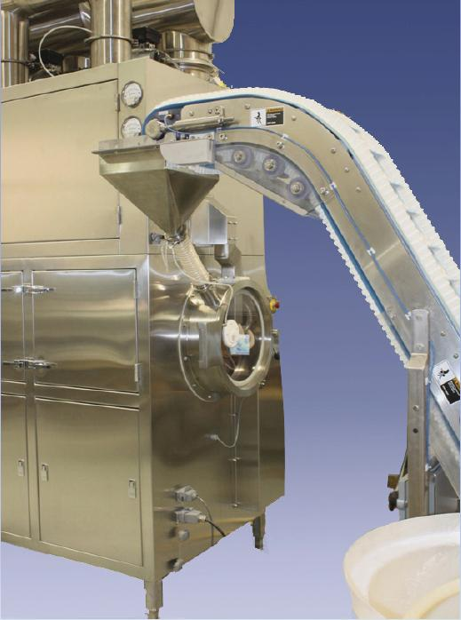 Fastcoat™ Continuous Tablet Coating Systems (1200 kg)