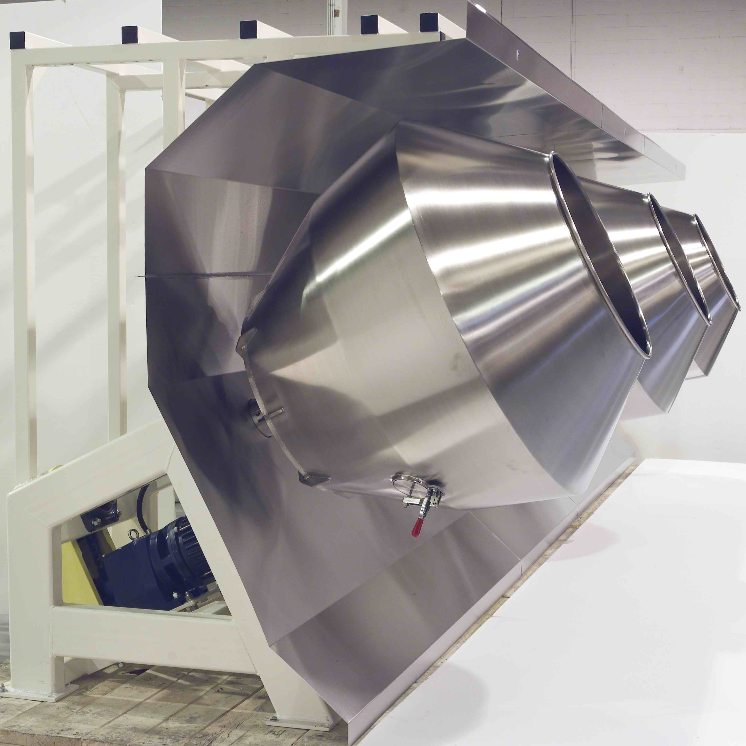 Conventional Coating Pans & Systems